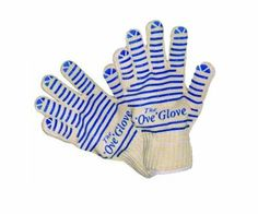 Ove Gloves. Great oven mitts