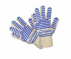 Amazon.com - Ihomesport Ove Glove Hot Surface Handler 2Pc Blue