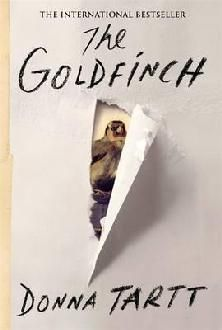 The Gold Finch - Donna Tart I loved this book...