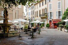 Place Bellevue - Le Cannet