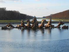 The Apollo Fountain, The Château de Versailles