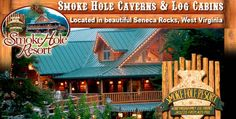Smokehole caverns  Just outside Petersburg WVA  Great place to take the family!!!