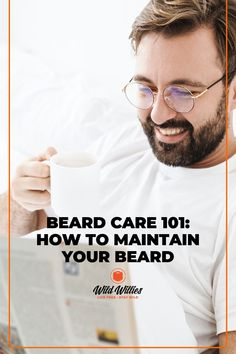 A clean beard is something all men with facial hair should strive to achieve. It makes you more irresistible to women, keeps your beard stylish and healthy, and provides your hair an amazing smell.How do you keep a clean beard? Read on to find out. Vitamins For Beard Growth, Best Beard Oil, Natural Beard Oil, Beard Tips, Beard Look, Beard Grooming, Beard Tattoo, Beard No Mustache, Beard Care