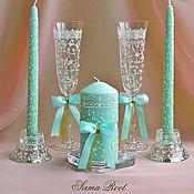 Магазин мастера Sirma  Root: свадебные аксессуары, вазы, бокалы, стаканы, зеркала, свечи ручной работы