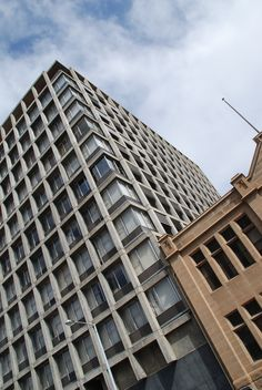 Save 10 Murray – Architectural Gem Set to be Demolished in early ...  #architecture #brutalism Pinned by www.modlar.com