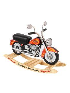 KidKraft motorcycle rocker $105