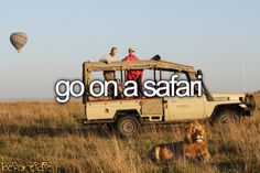 Bucketlist - to do!