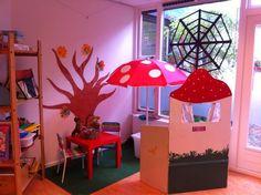 Deze week zijn wij begonnen aan het thema FEEST IN HET BOS (een mix van het thema herfst en het kinderboekenweek-thema feest).  Ik heb ...