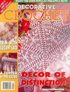 crochet magazines via picasa web