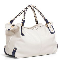 71098 media bag with braided should strap, great for spring 2012