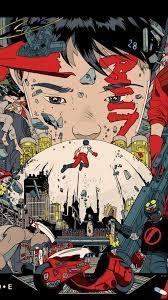 Resultado de imagem para akira wallpaper iphone Cyberpunk, Shotaro Kaneda, Tetsuo Shima, Akira Kaneda, Iphone Backgrounds, Iphone Wallpapers, Manga, Anime Comics, Film Movie