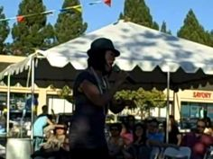 PAM SERRANO FERNANDO. My own video of Pam singing at one of Seasons Marketplace at Landess's open-air events in 2011. Milpitas, CA.