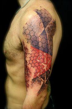 Dotwork Tattoo Artist