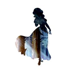 Disney silhouette