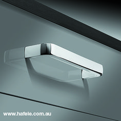 Häfele creates it's furniture handle collection: designs and finished for every taste Furniture Handles, Cabinet Makers, Industrial Furniture, Sink, Hardware, Collection, Design, Home Decor, Sink Tops