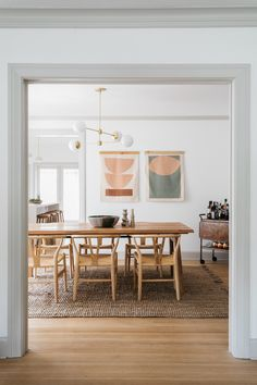 Design — a 1000 x better Bungalow Dining Room, Craftsman Dining Room, Dining Set, Dining Table, Dining Rooms, Agreeable Gray, Modern Craftsman, Cool Rooms, Home Projects