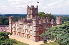 Weekend at Downton Abbey: Our Insider's Guide to Highclere Castle and Nearby Estates #downtonabbey
