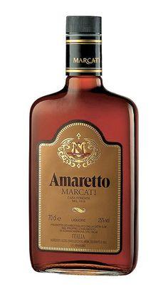 Italian Brands ~ Marcati amaretto