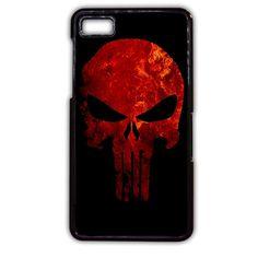 Punisher TATUM-8981 Blackberry Phonecase Cover For Blackberry Q10, Blackberry Z10