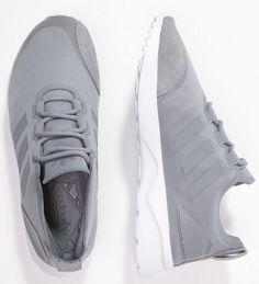 adidas Originals ZX FLUX VERVE Sportowe buty grey/core white