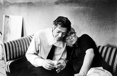 Mastroianni + Fellini