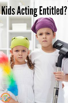 Are your kids acting entitled? Here are some tips and tricks to stop it.