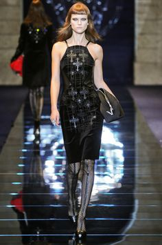 Versace F/W '12