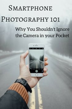 Over 2 billion people now own a smartphone, but despite constant technological advancement many photographers still look down upon smartphone photography with a degree of condescension.   Here's exactly why you shouldn't be ignoring that camera in your pocket!  #photography #photographytips #smartphonephotography #smartphone #phonephotography #phoneography