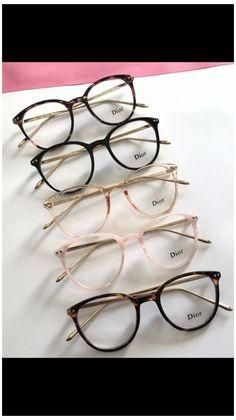 Glasses Frames Trendy, Fake Glasses, New Glasses, Glasses Online, Cat Eye Glasses, Thin Frame Glasses, Glasses For Your Face Shape, Brown Glasses, Glasses Outfit