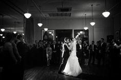 Koren and Dave's Elegant Black Tie Wedding – Part 2