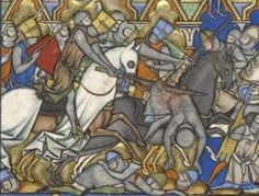 Montgisard was the last of the wonderful battles where the Christians, fright fully overmatched, bore down their enemies by sheer bodily strength, and carried the day in spite of numbers.