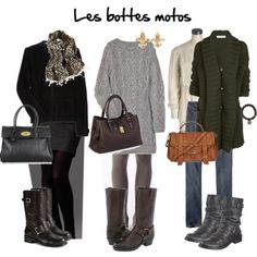 Une femme d'un certain age: Booting Up (Or, How To Wear Motorcycle Boots To The Office)