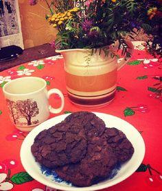 kahvi-suklaakeksit
