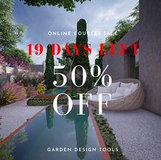 Garden Design Tools for Professionals Plant Design, Garden Design, Landscape Architecture, Landscape Design, 19 Days, Garden Styles, Dream Garden, Tool Design, Garden Inspiration