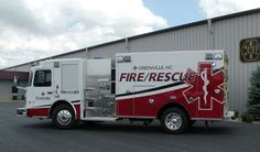 GREENVILLE - Greenville Fire-Rescue has put into service an advanced fire-fighting ambulance specially outfitted to serve the industrial area north of the river.