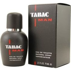 TABAC MAN by Maurer & Wirtz EDT SPRAY 2.5 OZ TABAC MAN by Maurer & Wirtz EDT SPRAY 2.5 OZ by TABAC MAN. $37.50. This product may be prohibited inbound shipment to your destination.. Picture may wrongfully represent. Please read title and description thoroughly.. Shipping Weight: 0.01 lbs. Brand Name: TABAC MAN Mfg#: 159996. Please refer to SKU# ATR4298084 when you inquire.. Launched by the design house of Maurer & Wirtz in 2000, TABAC MAN by Maurer & Wirtz for Men posesse...