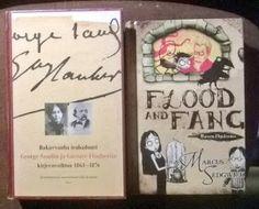 Kirjabloki : Kirjoja kirjoja minä ostin minä sain kirjahyllyyn!