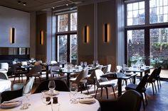 Tim Raue meets Joris Bijdendijk, Rijks Restaurant, Rijksmuseum, Amsterdam.