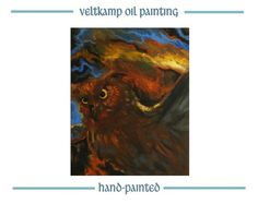 no shipping costs  animal oil paintingof a by VeltkampOilPainting