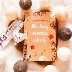 """Reseña de la novela """"No hay verano sin ti"""" de Jenny Han Film Books, Book Club Books, Book Art, Books To Read, Reading Time, I Love Reading, Dream Book, Love Book, Book Sites"""