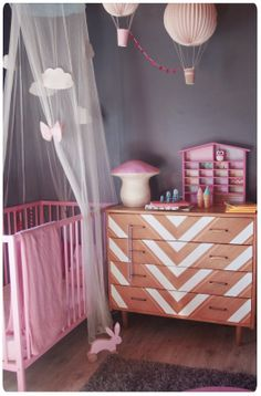 Commode scandinave chambre bébé | That Mushroom Lamp (Heico and ...