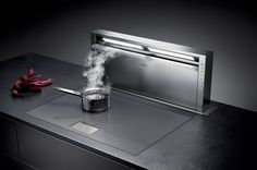 For over three centuries, Gaggenau has been a leading brand for innovative and revolutionary home appliances. Find out here why the difference is Gaggenau! Cooking Appliances, Kitchen Appliances, Casa Milano, Kitchen Ventilation, Extractor Fans, Island Extractor Fan, Downdraft Extractor, Kitchen Hoods, Kitchen Extractor Hood