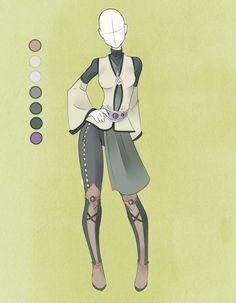 ::+Commission+October+02:+Outfit+::+by+VioletKy.deviantart.com+on+@DeviantArt