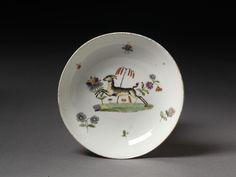 Early Meissen plate