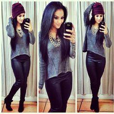 Trendy, stylish, classy clothes♡