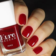 Kure Bazaar Cherie - My Favorite Color, My Favorite Things, Clean Beauty, Organic Beauty, Manicure, Hair Makeup, Hair Beauty, Nail Polish, Make Up