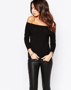 daf5a9f7a41 8 Best Black bardot dress images | Beautiful shoes, Black bardot ...