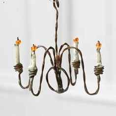 Fairy Garden Chandelier.  Oh to have a creative imagination, my one wish.