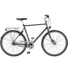 """Skeppshult STC Elit 8-växlad Herr är perfekt för dig som vill du ha en cykel som du kan göra allt med. En sportig cykel som du kan glida fram med utan att """"bryta ryggen""""."""