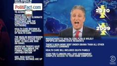Jon Stewart Reads Off *Laundry List of False Statements* by 'Lying Dynasty' Fox News | Jon Stewart has always been critical of Fox News, but this week, the Daily Show host turned the volume up several notches.